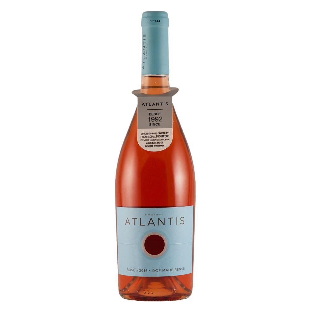Vinho Rosé Madeira Atlantis 75cl
