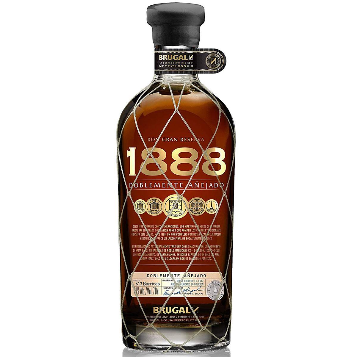RUM BRUGAL 1888 GRAN RESERVA 70CL