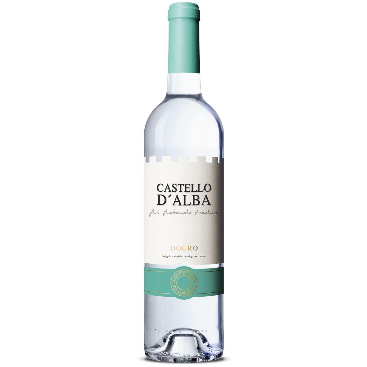 Vinho Branco Douro Castello D'Alba Colheita 75cl