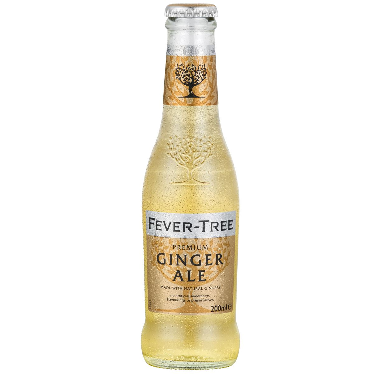 GINGER ALE FEVER TREE 20CL