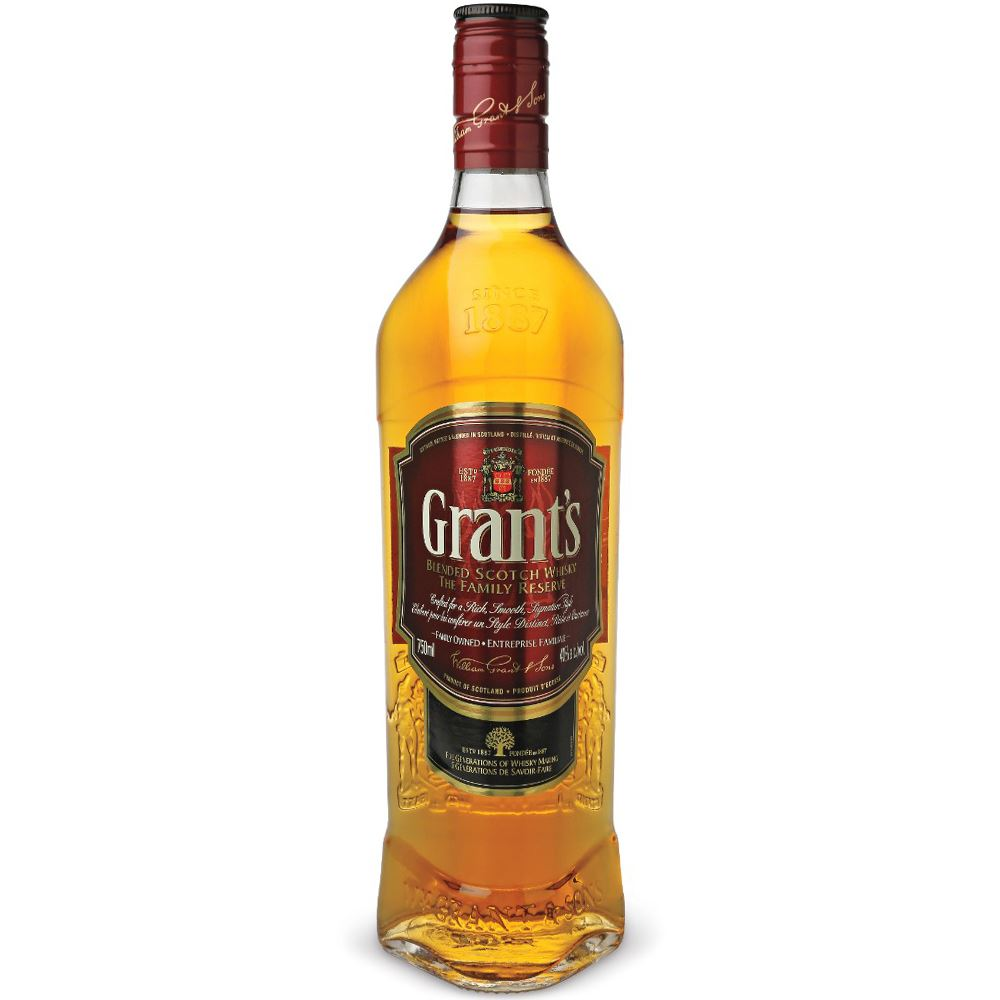 Whisky Blended Grant's Escócia 70cl