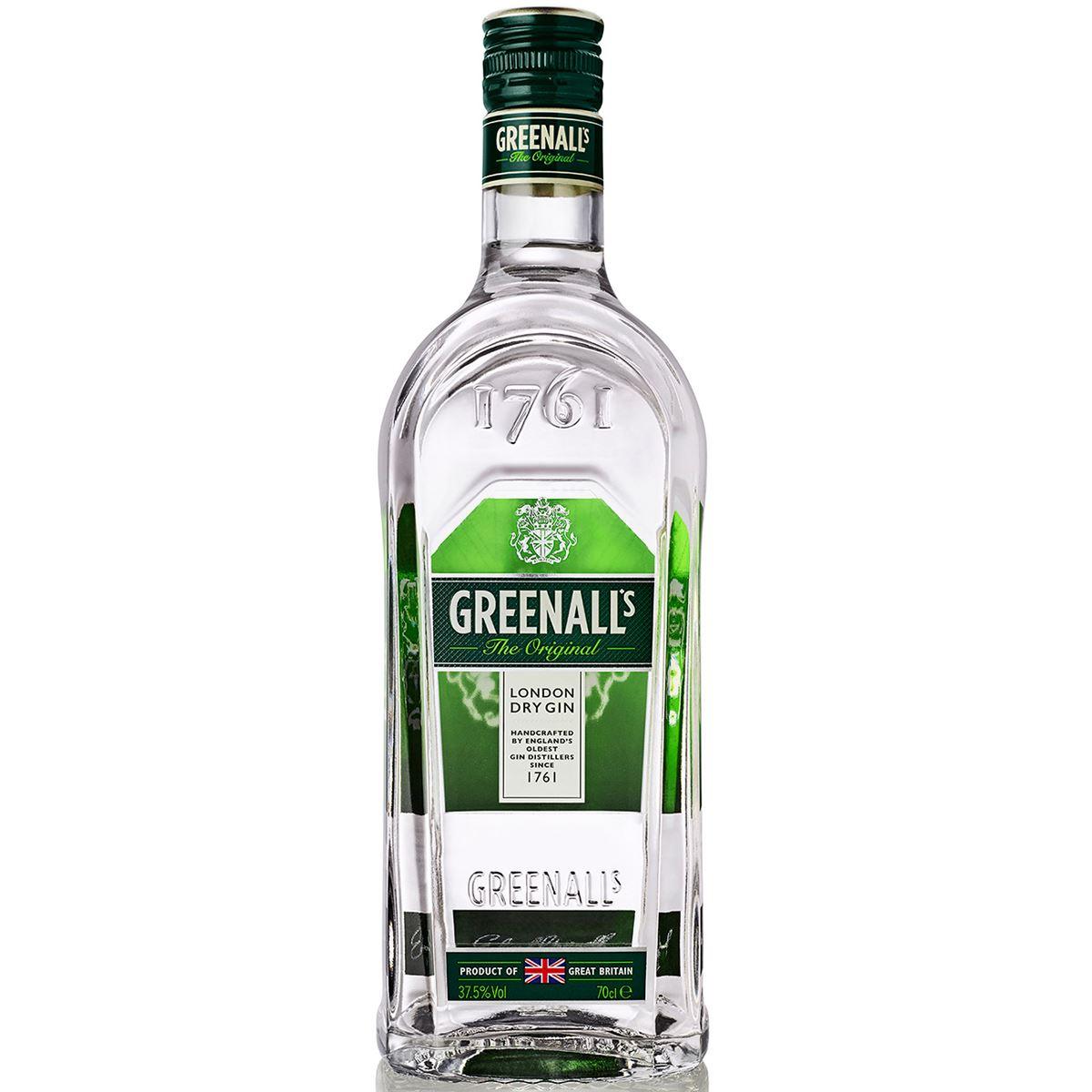 GIN GREENALL'S INGLATERRA 70CL