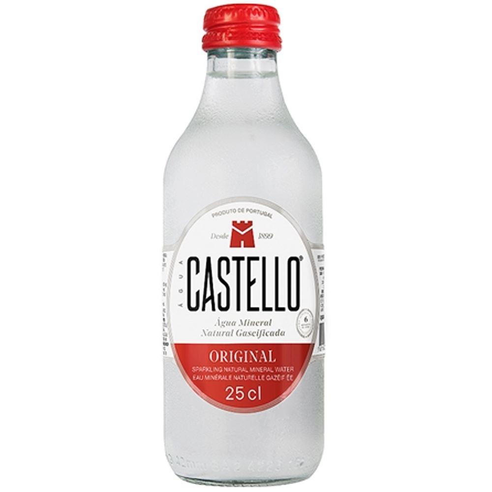 AGUA CASTELLO 25CL