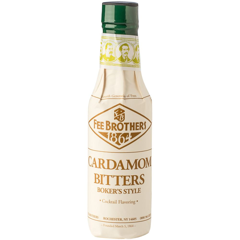 BITTERS FEE BROTHERS CARDOMOMO 15CL