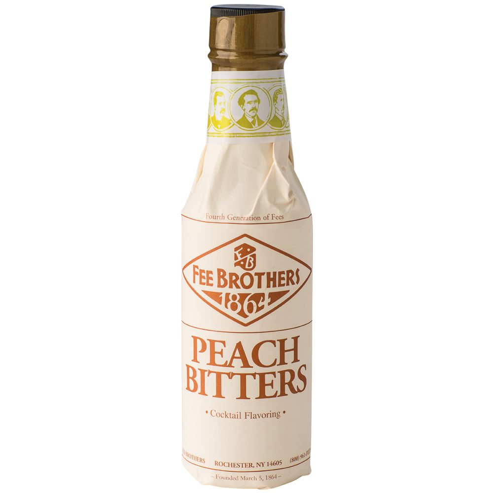BITTERS FEE BROTHERS PÊSSEGO 15CL