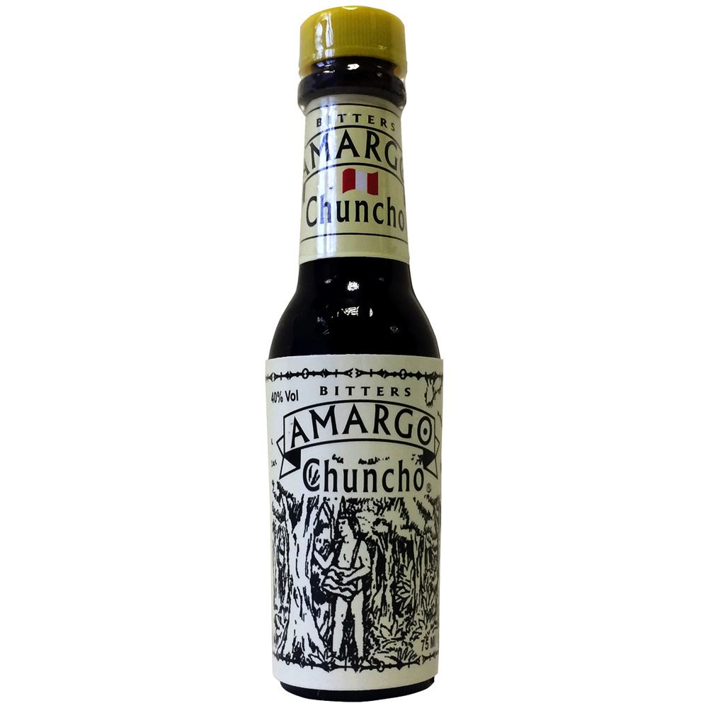 BITTERS AMARGO CHUNCHO PISCO SOUR 7.5CL