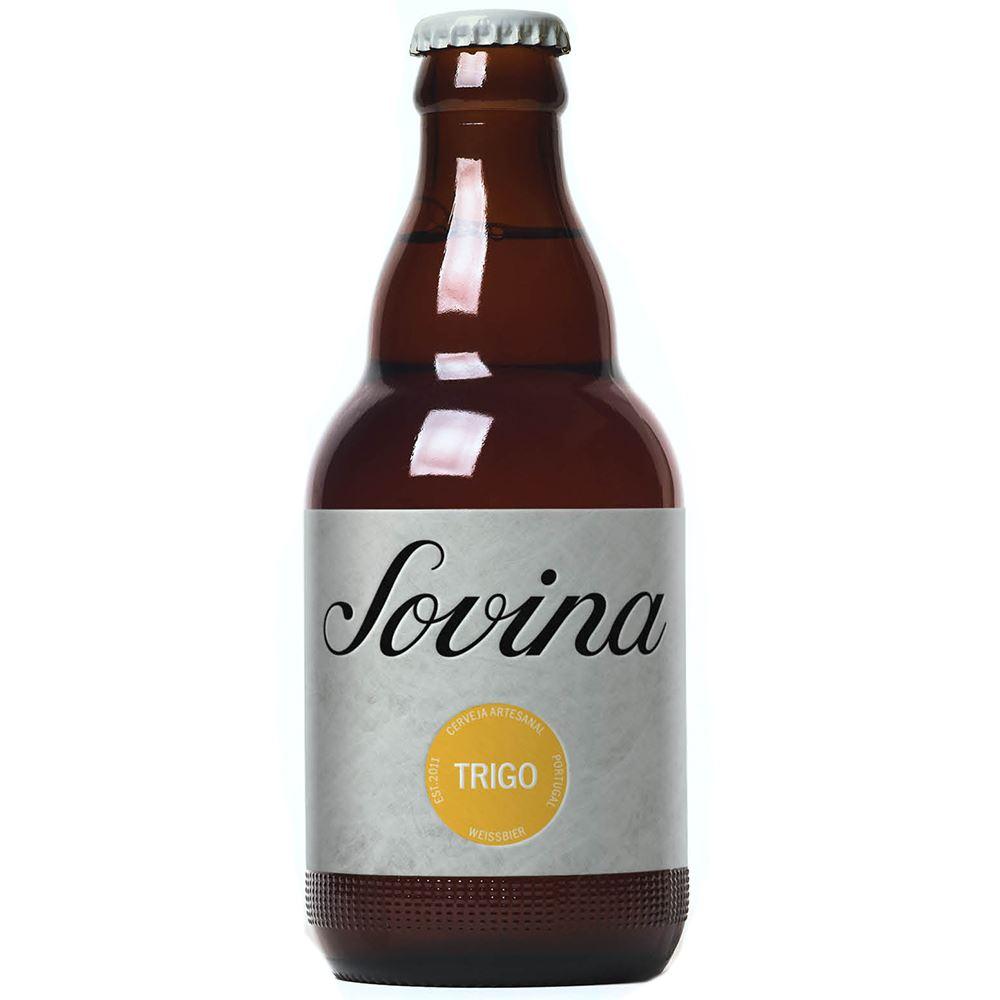 CERVEJA SOVINA TRIGO 33CL 4,9%
