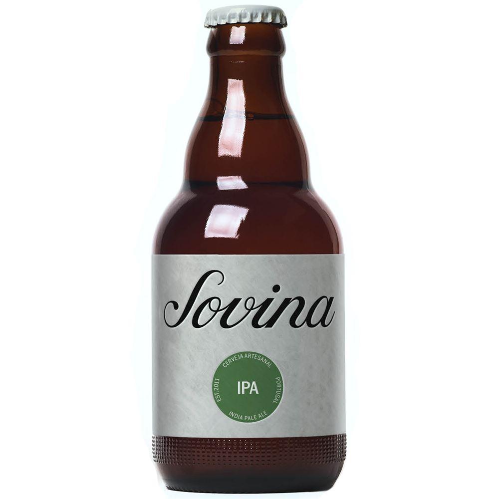 CERVEJA SOVINA IPA 33CL 6%