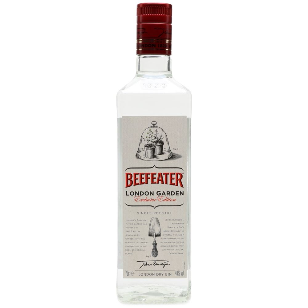 GIN BEEFEATER LONDON GARDEN 70CL 40%