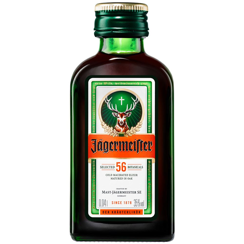 LICOR JAGERMEISTER 4CL 35%
