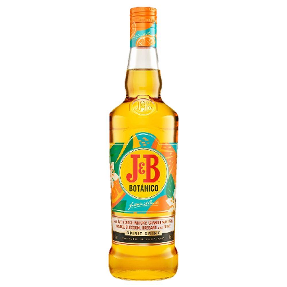 J & B BOTÁNICO 70CL 37,5%