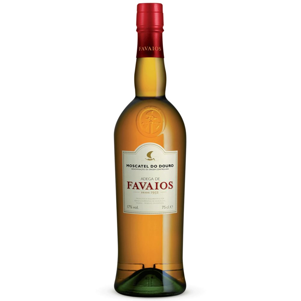 MOSCATEL FAVAIOS DOURO DOC 75CL 17%