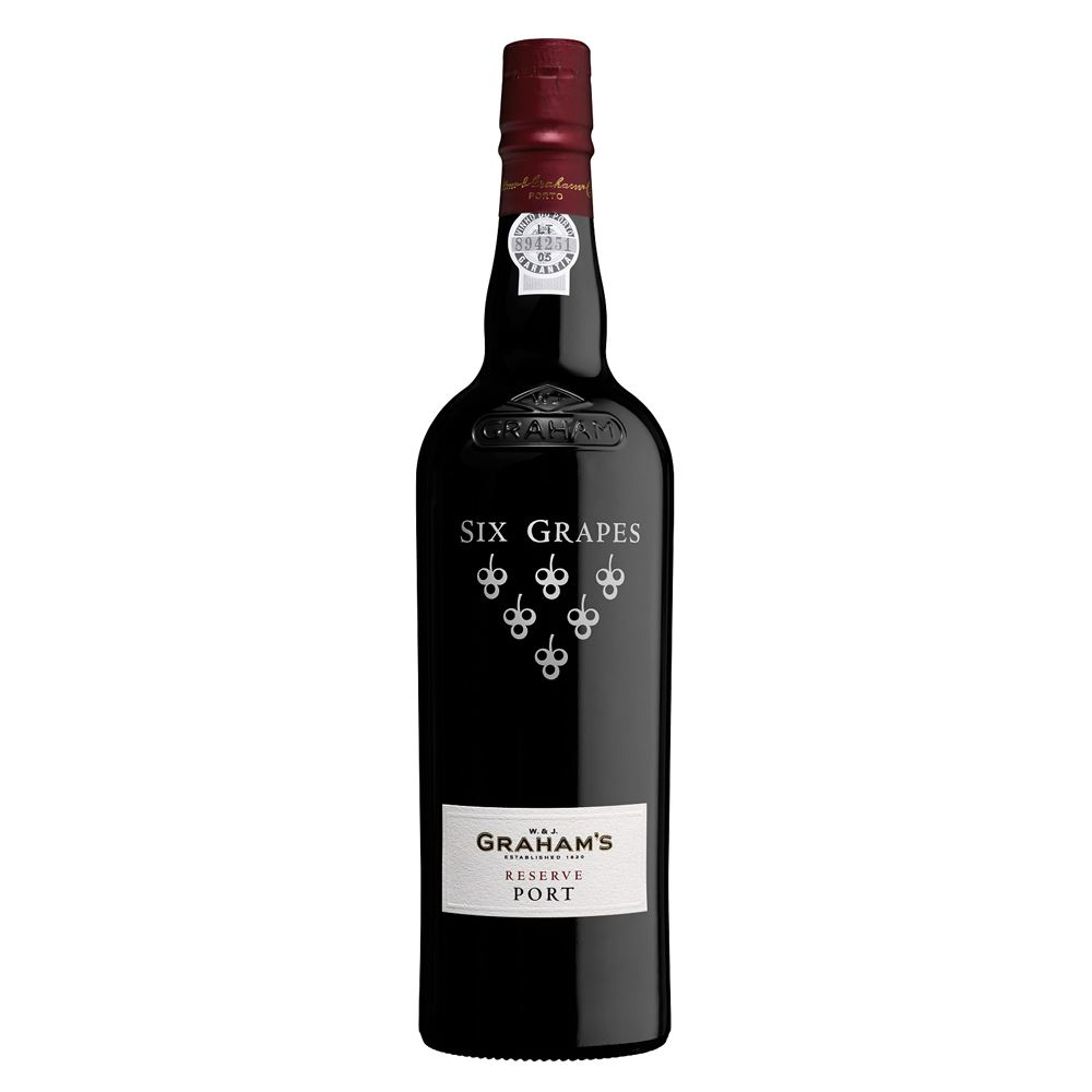 VINHO DO PORTO GRAHAM'S SIX GRAPES 75CL