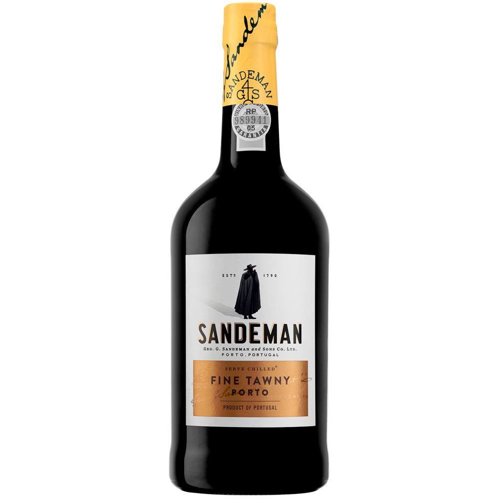 VINHO DO PORTO SANDEMAN TAWNY 75CL