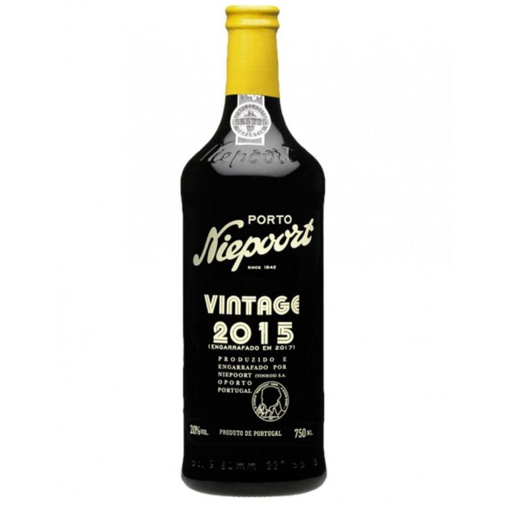VINHO PORTO NIEPOORT VINTAGE 2015 19,5% 75CL