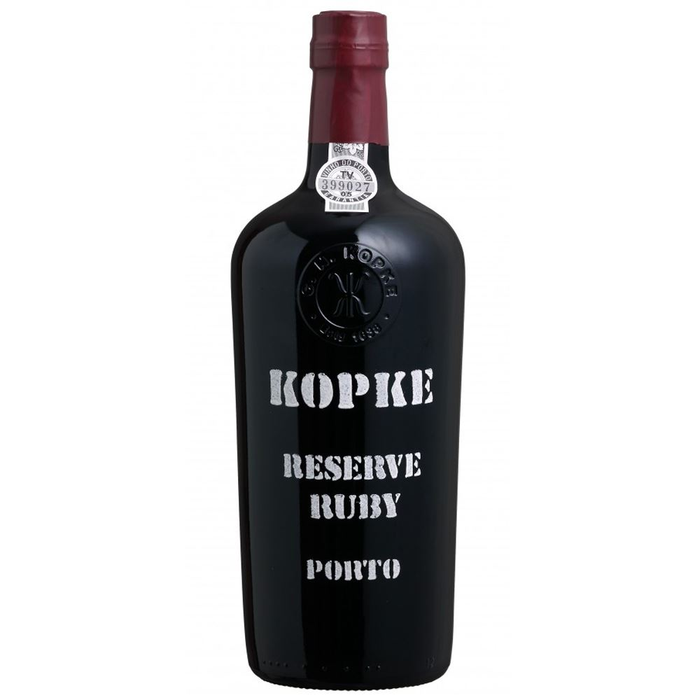 VINHO DO PORTO KOPKE RESERVE RUBY 75CL