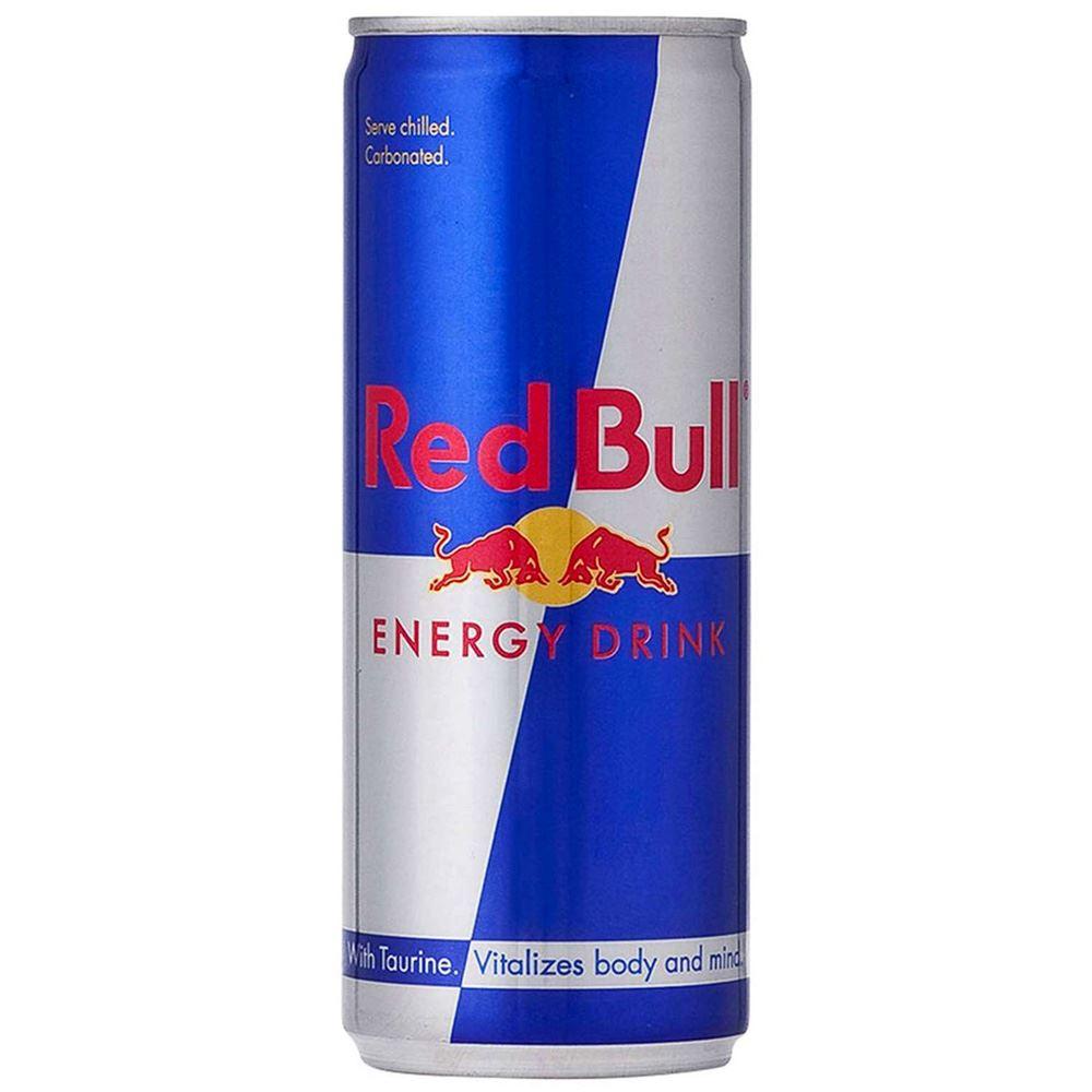 BEBIDA ENERGÉTICA RED BULL 25CL