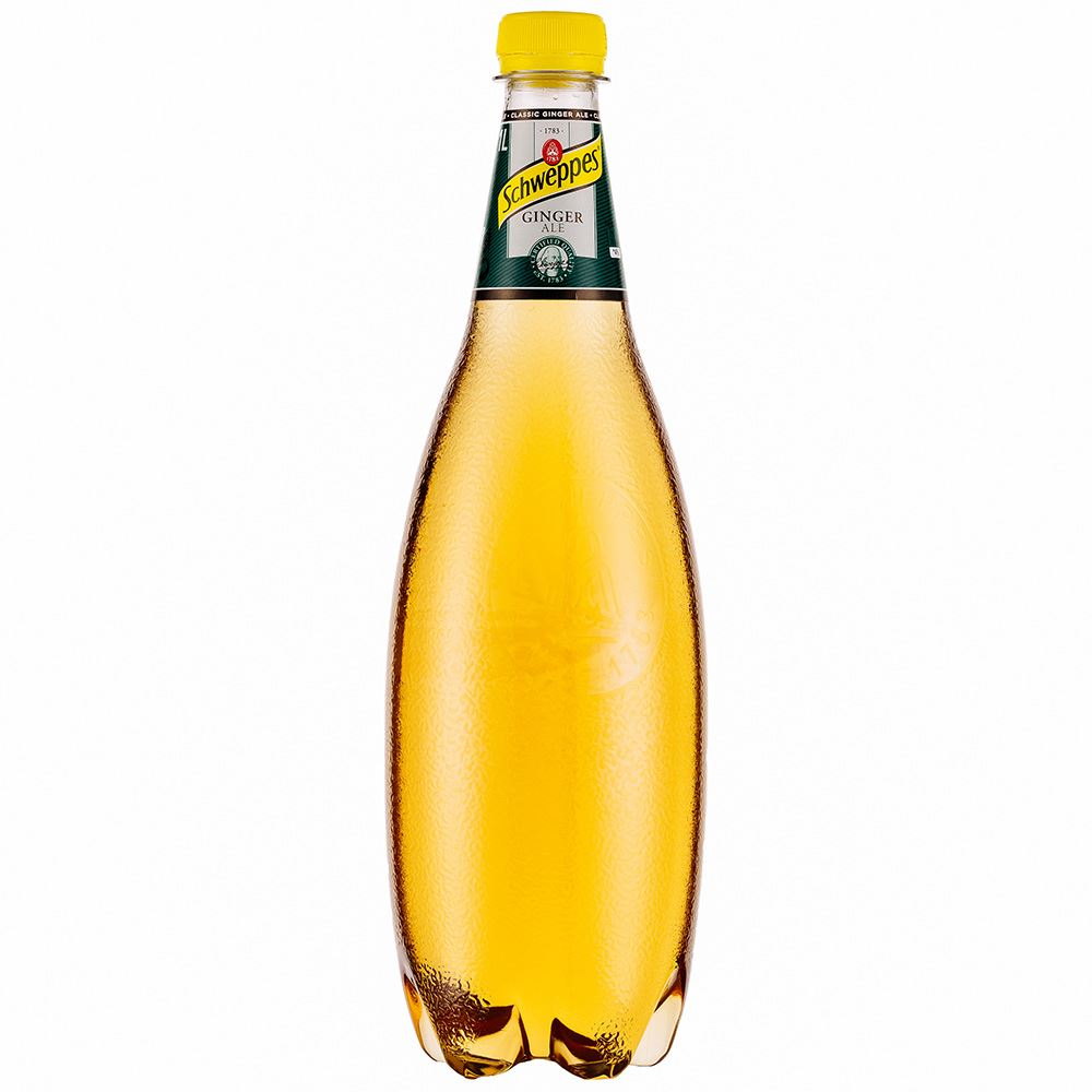 SCHWEPPEES GINJER ALE 1LT