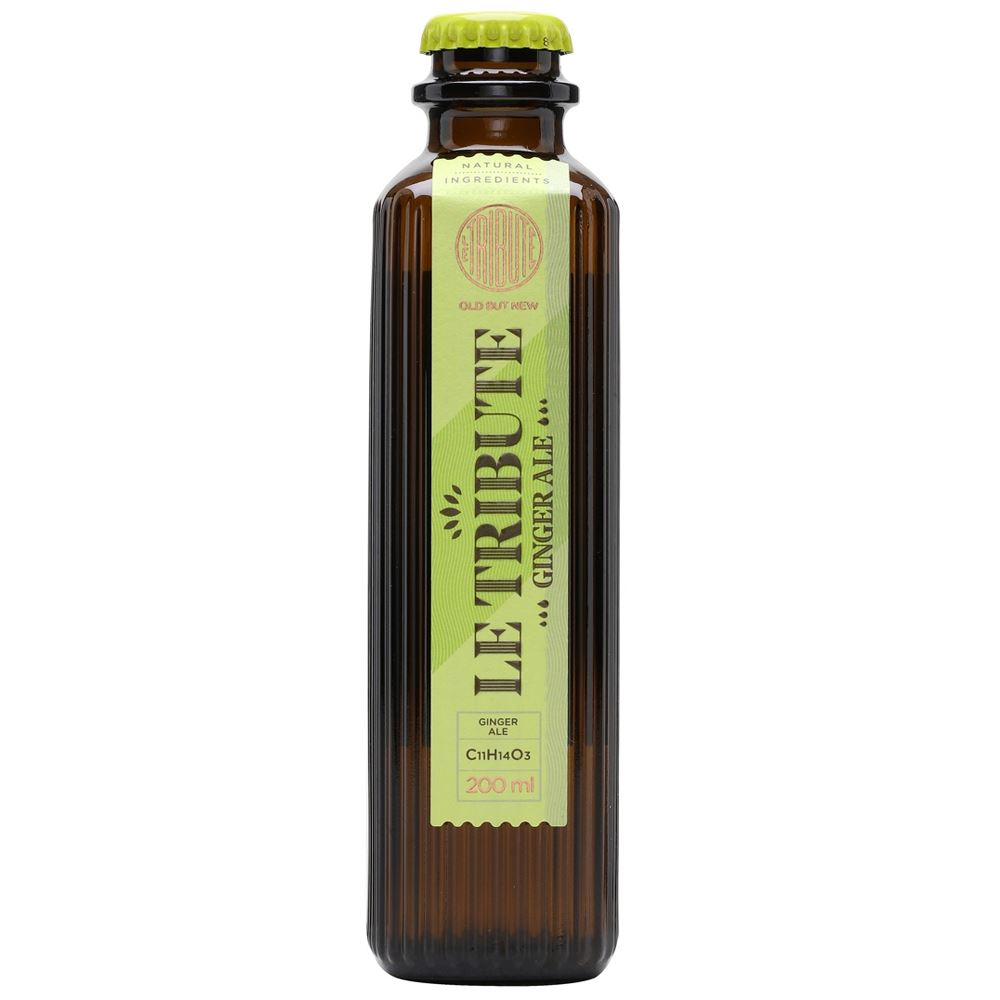 GINGER ALE LE TRIBUTE 200ML