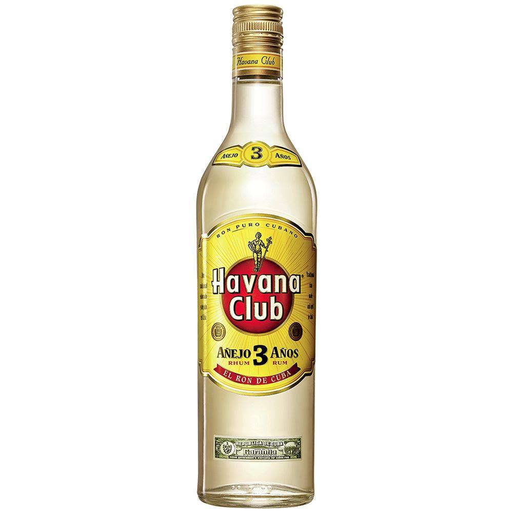 RUM HAVANA CLUB AÑEJO 3 ANOS 70CL