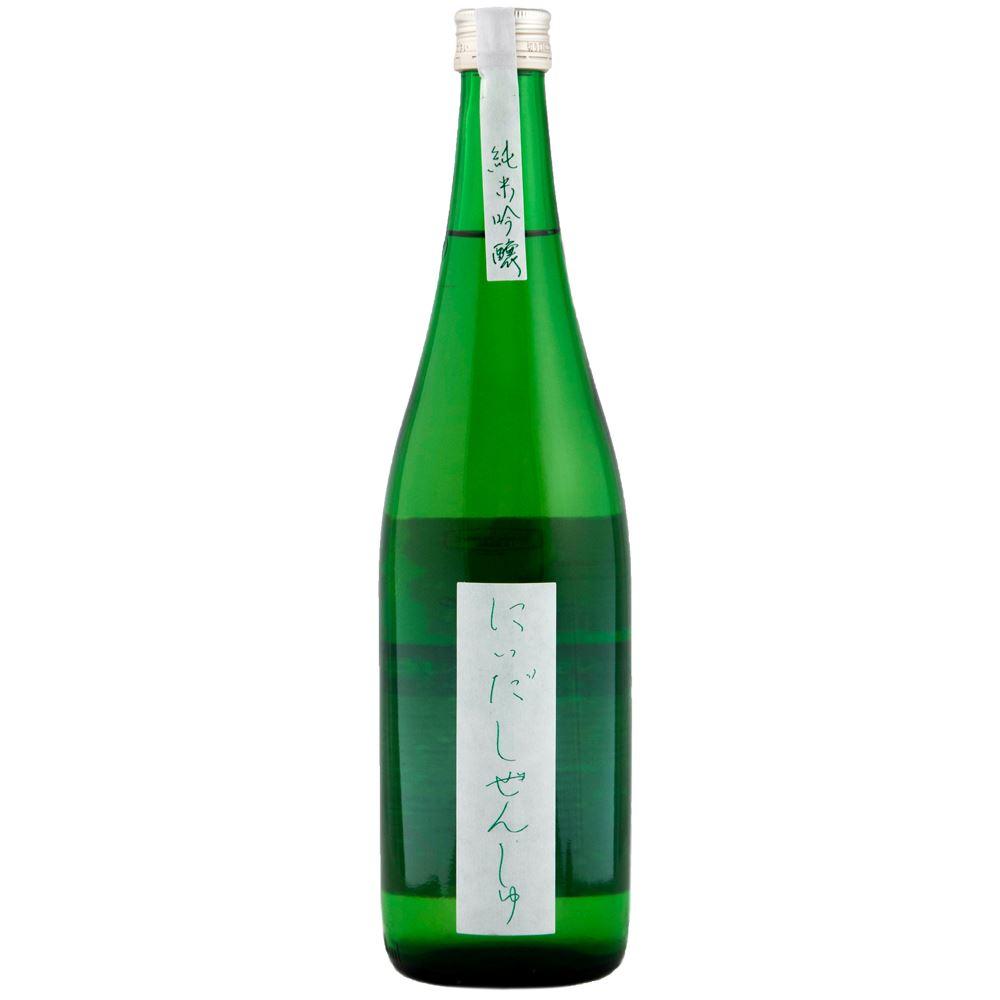 SAKE NIIDA SHIZENSHU GINJO 16% 72CL