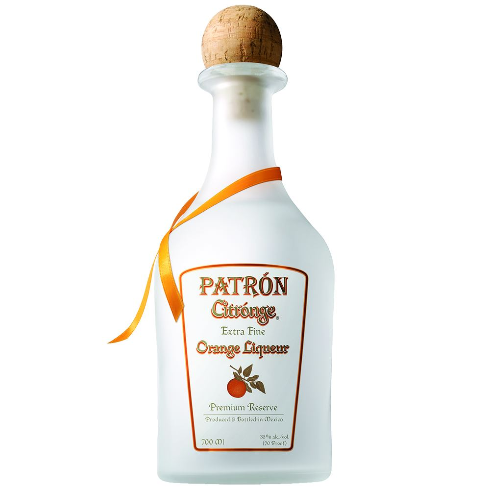 TEQ.PATRON CITRONGE ORANGE (12) 40% 0,70
