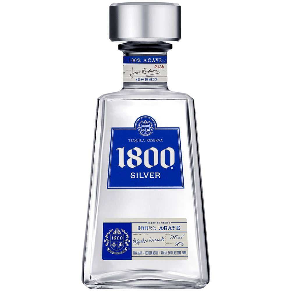 TEQUILA 1800 BLANCO 70CL