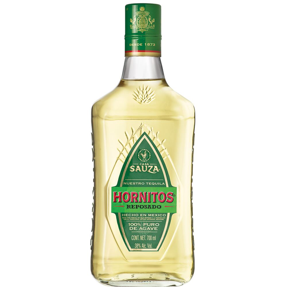 TEQUILA SAUZA HORNITOS REPOSADO 70CL