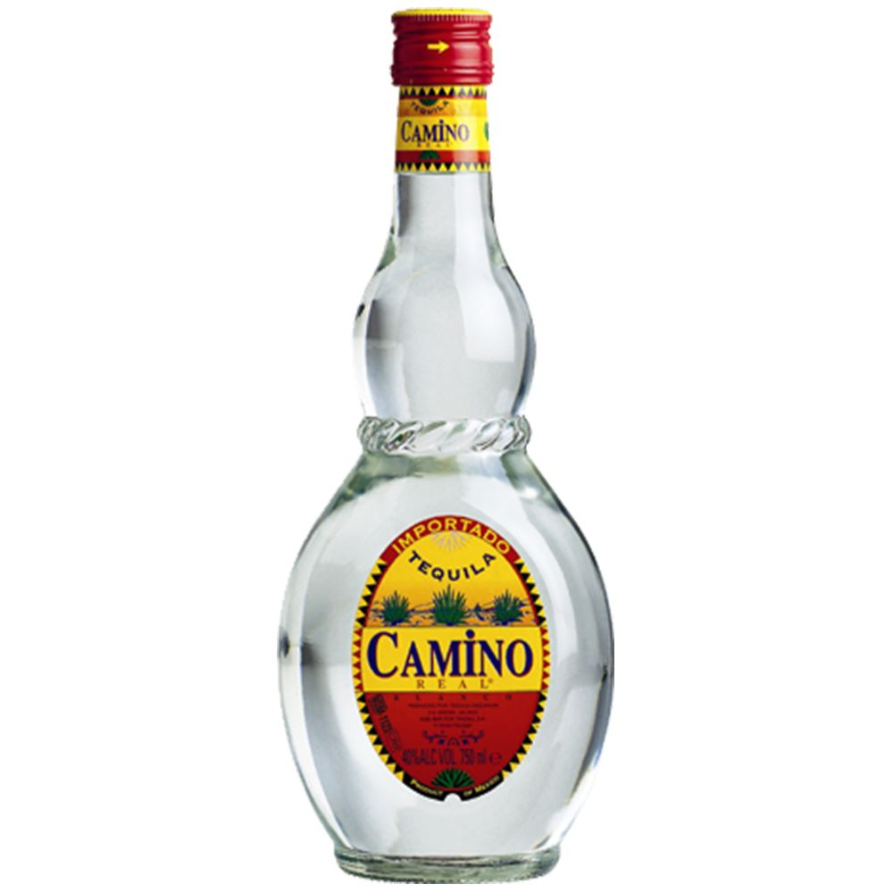 TEQUILA CAMINO REAL BLANCO 70CL 38%