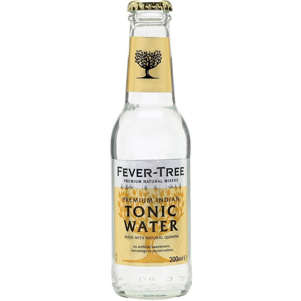 ÁGUA TÓNICA FEVER TREE INDIAN 20CL