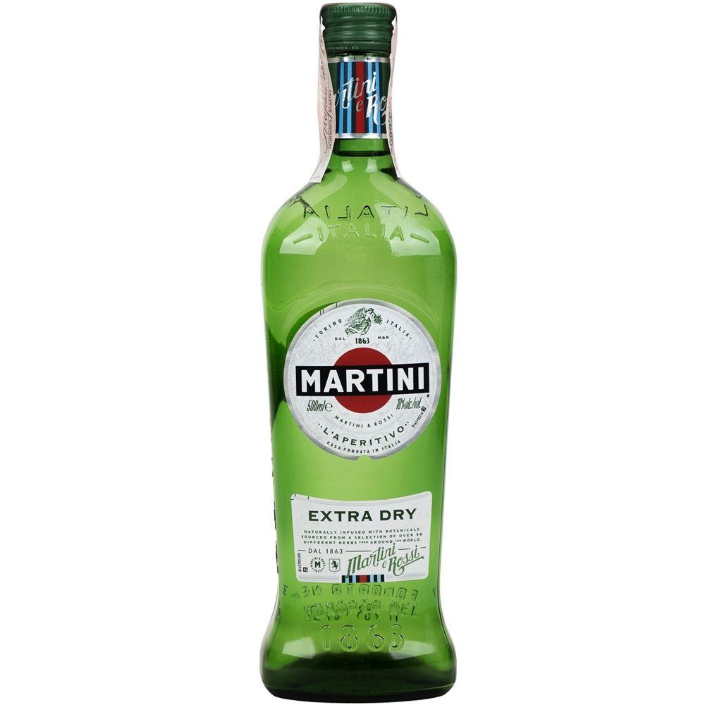 VERMUTE BRANCO MARTINI DRY 1L