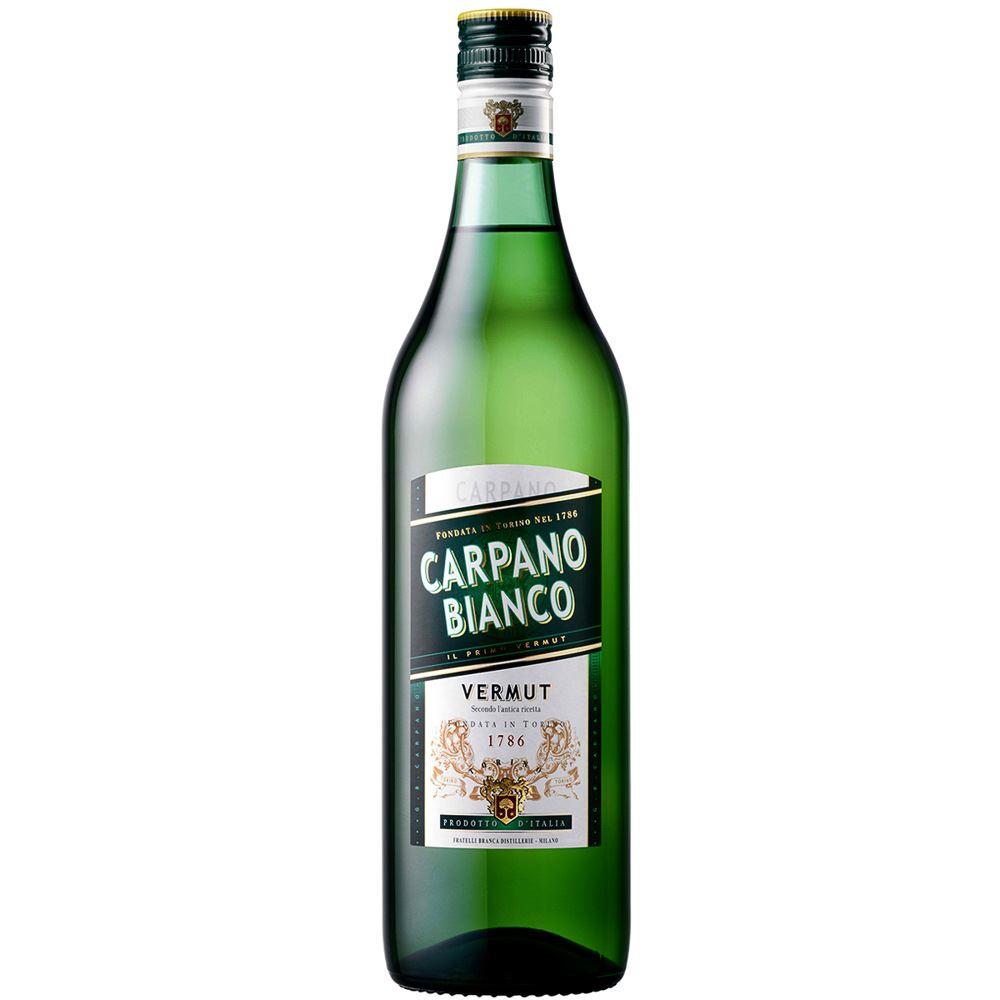 VERMUTE BRANCO CARPANO BIANCO 1L