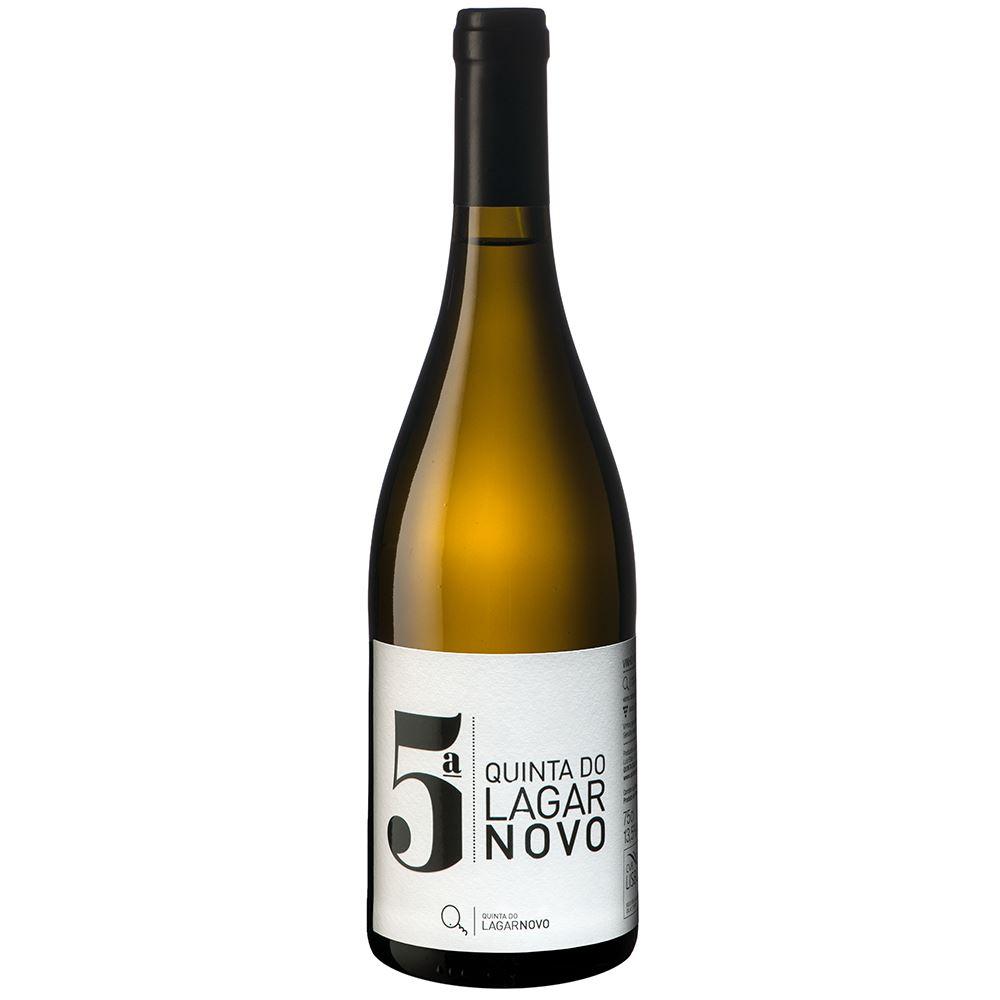 VINHO BRANCO 5ª DO LAGAR NOVO 2020 75CL 13,5%