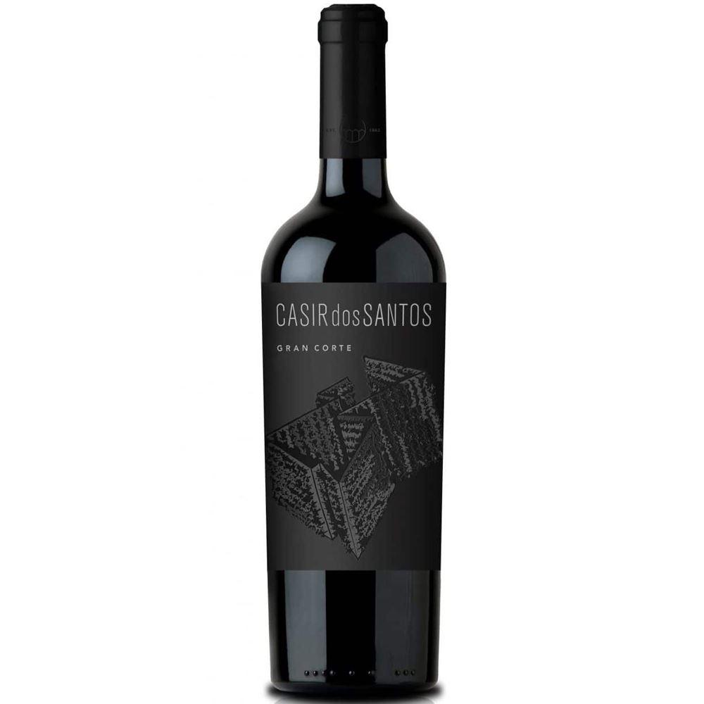 VINHO TINTO CASIR DOS SANTOS GRAN CORTE MALBEC/CABERNET SAUVIGNON 2014 75CL
