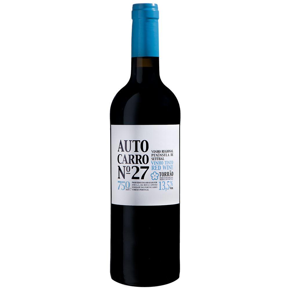 VINHO TINTO AUTOCARRO Nº27 2017 75CL