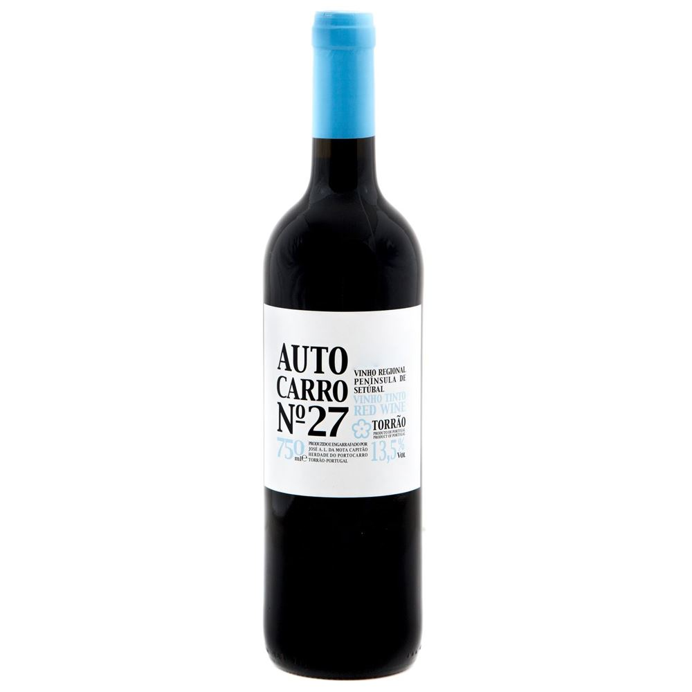 VINHO TINTO AUTOCARRO Nº27 2018 75CL