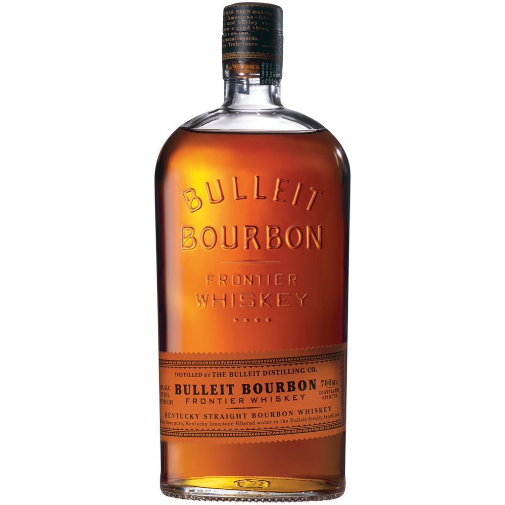 WHISKY BOURBON BULLEIT EUA 70CL