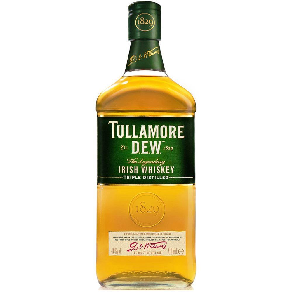 WHISKY BLENDED TULLAMORE D.E.W. IRLANDA 70CL