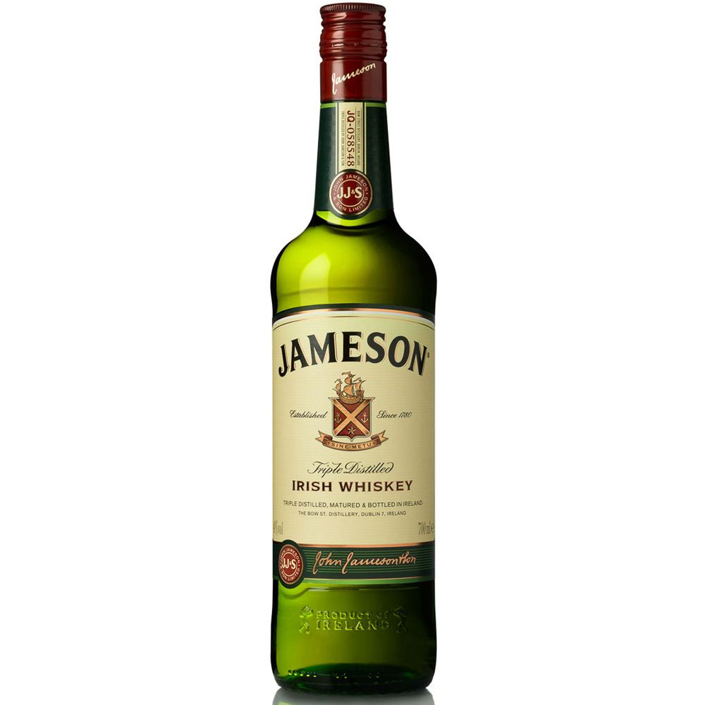 WHISKY BLENDED JAMESON IRLANDA 70CL