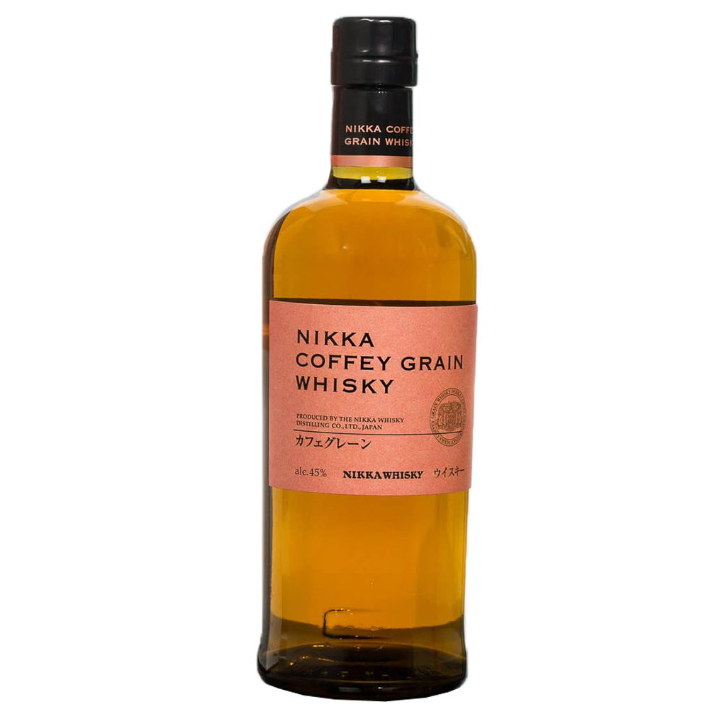 WHISKY SINGLE GRAIN NIKKA COFFEY JAPÃO 50CL