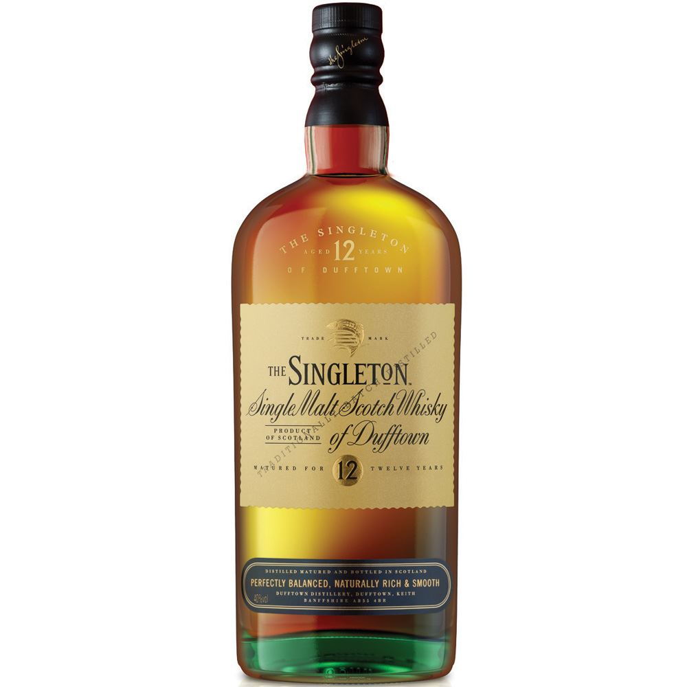 WHISKY SINGLE MALT SINGLETON ESCÓCIA 70CL