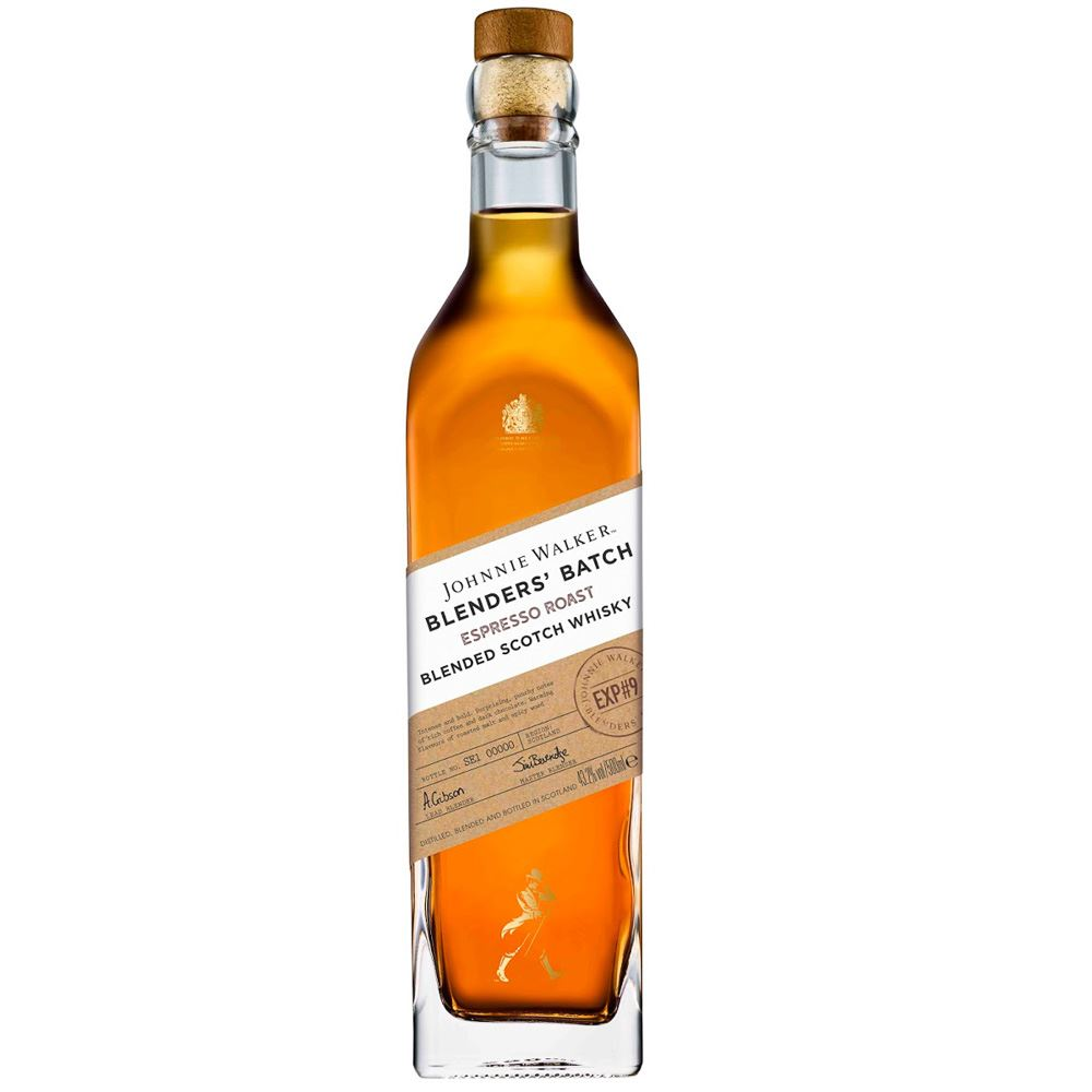 WHISKY BLENDED JOHNNIE WALKER ESPRESSO ROAST ESCÓCIA 50CL