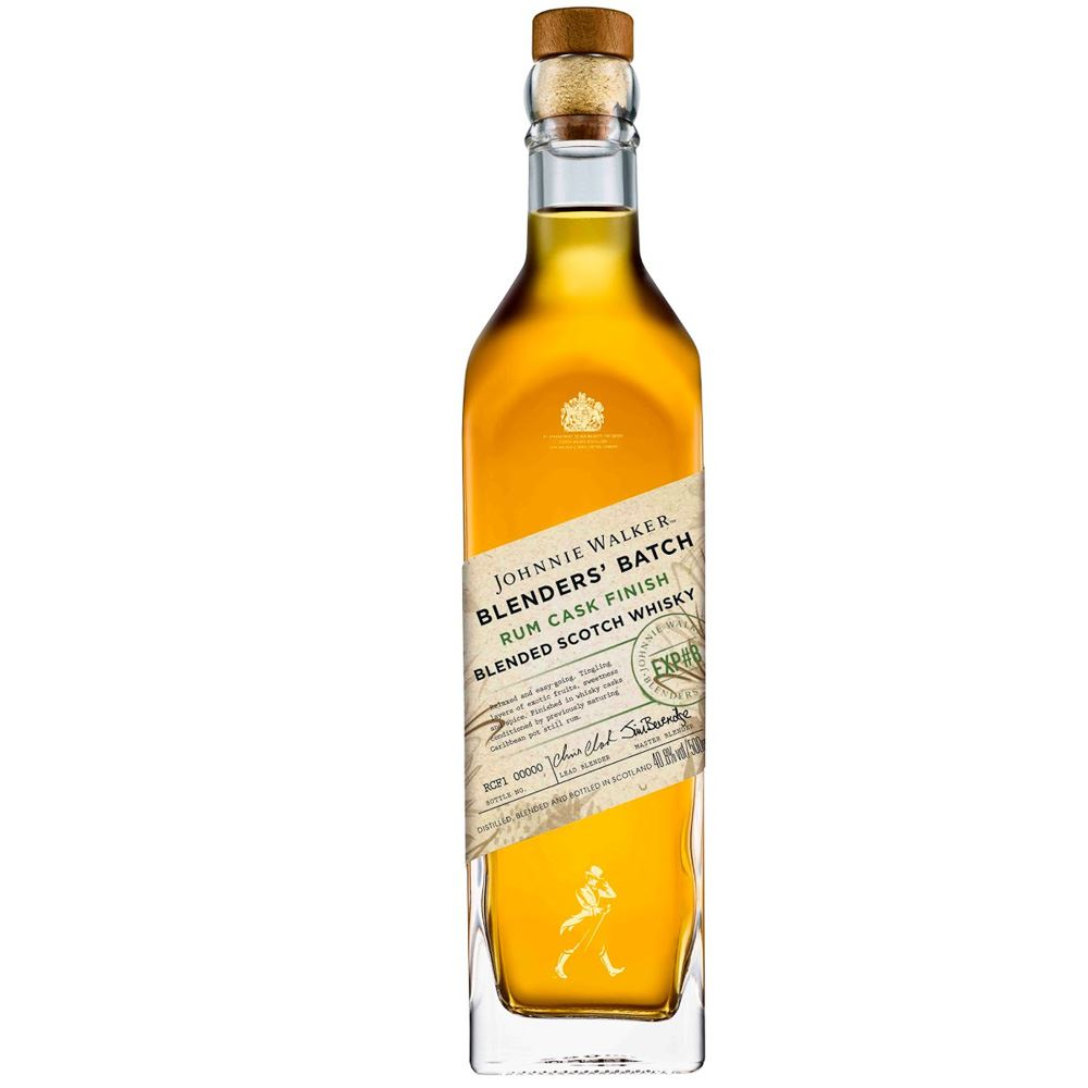 WHISKY BLENDED JOHNNIE WALKER RUM CASK FINISH ESCÓCIA 50CL