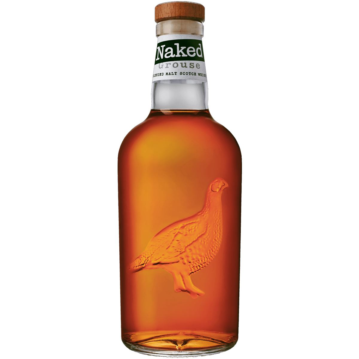 WHISKY BLENDED NAKED GROUSE 70CL