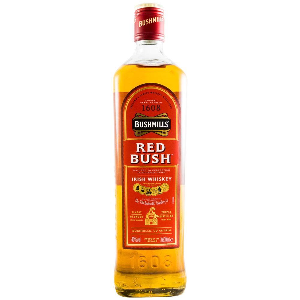 WHISKY BUSHMILLS RED BUSH 70CL 40%