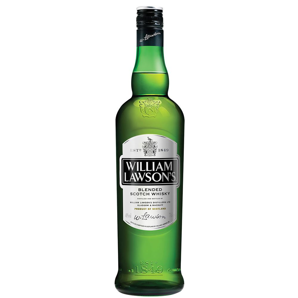 WHISKY BLENDED WILLIAM LAWSON'S ESCÓCIA 70CL