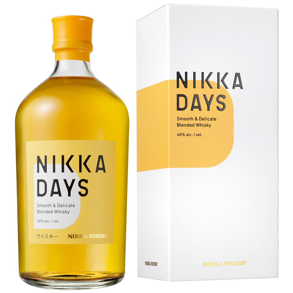 WHISKY NIKKA DAYS 70CL 40%
