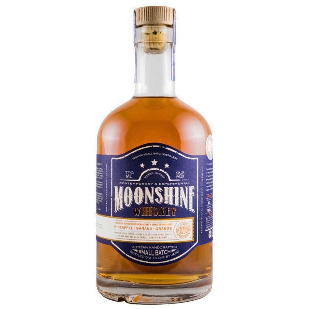 MOONSHINE WHISKEY VENAKKI 46% 70CL