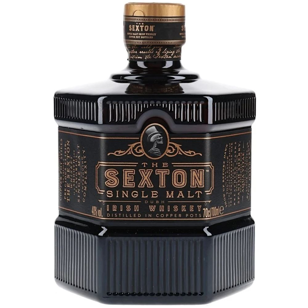 WHISKEY SEXTON 70CL 40%