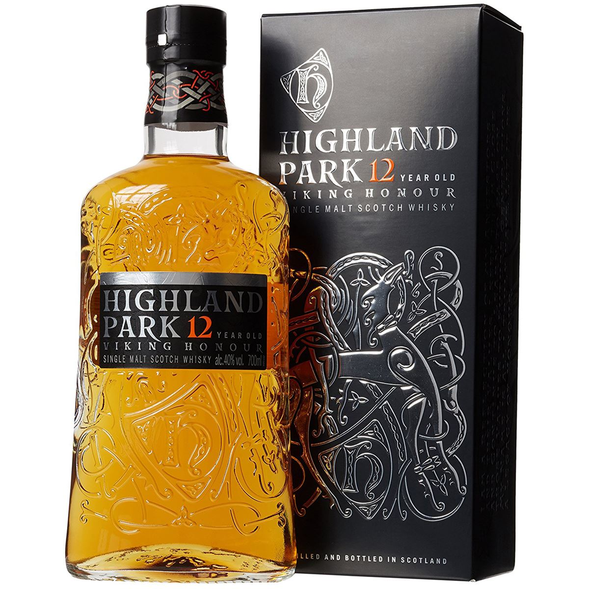 WHISKY HIGHLAND PARK 12 ANOS 70CL 40%